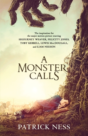 Audiobook To Movie Review A Monster Calls By Patrick Ness