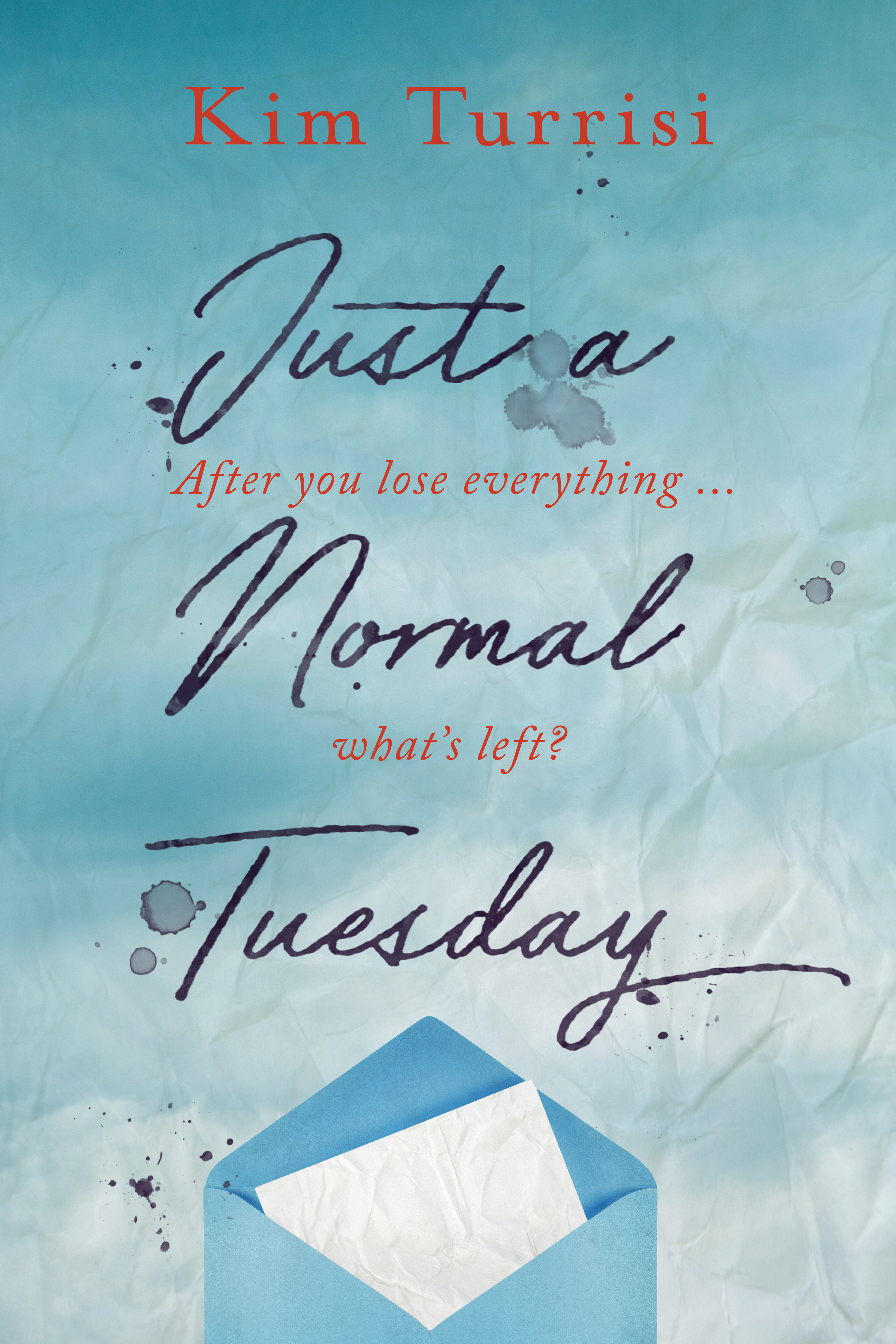 blog tour  arc review  u0026 giveaway  just a normal tuesday by