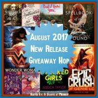 Book Giveaway Hop: August 2017 New Releases