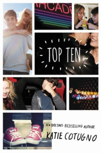 ARC Review: Top Ten by Katie Cotugno