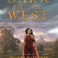 Cover Reveal: Dark of the West by Joanna Hathaway
