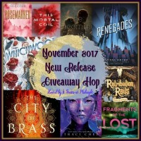 Book Giveaway Hop: November 2017 New Releases