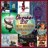 Book Giveaway Hop: October 2017 New Releases