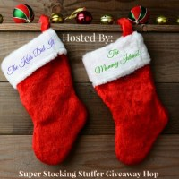 Super Stocking Stuffer Giveaway Hop: $20 Amazon Gift Card