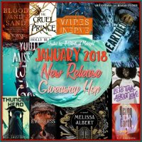 Book Giveaway Hop: January 2018 New Releases